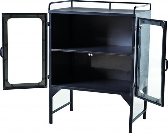 Zwart Metalen Ladekastje.Kastje Metaal Gallery Of Pronk Kastje Metaal Glas Mini With Kastje